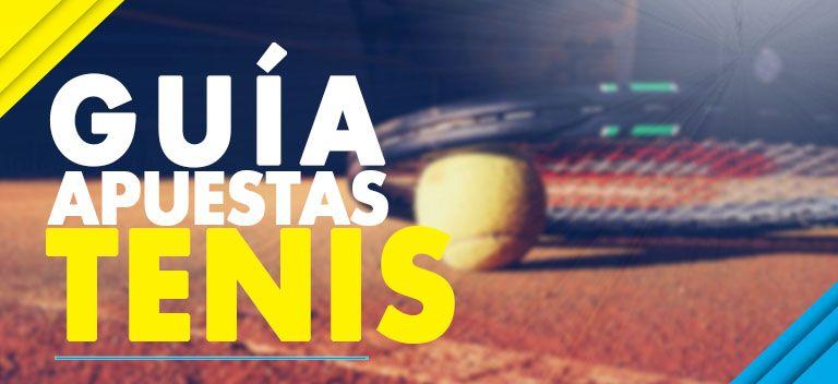 Guía apuestas de tenis