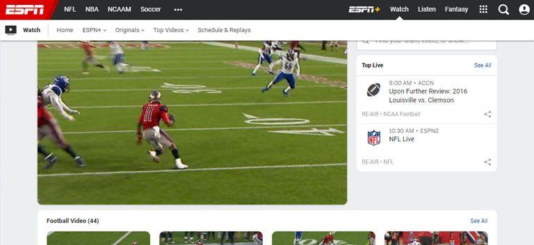 NFL ESPN