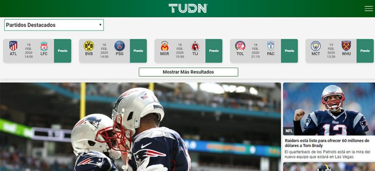 NFL Televisa