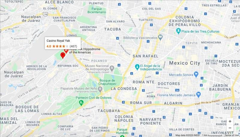 Casino Yak México City