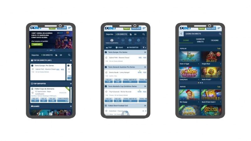 app 1xbet