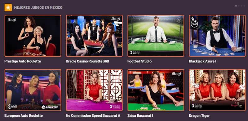 betwarrior casino live